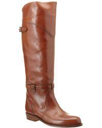 Frye - Dorado Leather Riding Boot - Lyst