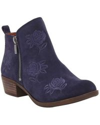Lucky Brand - Basel Bootie - Lyst