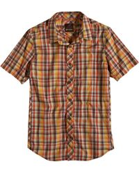 Prana - Men's Elliot Slim Fit Athletic Shirt - Lyst
