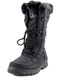 Kamik - New York 2 Round Toe Canvas Snow Boot - Lyst