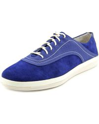 Tommy Bahama - Relaxology Cartahena Women Round Toe Canvas Blue Trainers - Lyst