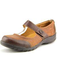 90317c337a69 Softspots - Acinda Round Toe Leather Mary Janes - Lyst