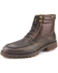 Pikolinos - Seoul 00t-6862 Men Round Toe Leather Boot - Lyst