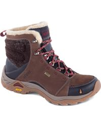 Ahnu - Women's Montara Boot Luxe Wp Insulated Snow Boots - Lyst