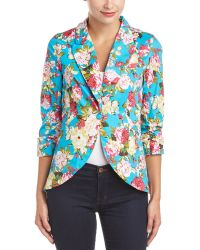 Esley - Collection Floral Blazer - Lyst