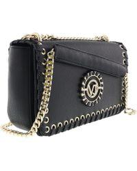 96dddb6b9a85 Lyst - Versace Ee1vrbbi3 Light Brown Bucket Bag W  Detachable Strap ...