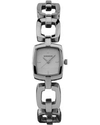 Rousseau | Ursula Ladies' Cube Shaped Fashion Watch, Satin Finished Dials | Lyst