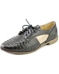 Restricted - Brassey Women Round Toe Synthetic Oxford - Lyst