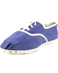 Industry of All Nations - Sport Espadrille Round Toe Canvas Espadrille - Lyst