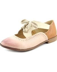 Restricted - Banner Women Round Toe Synthetic Oxford - Lyst