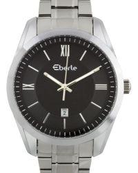 Eberle - Dormer Men's Classic Dress Watch, Vintage Style Dial, Miyota Movement - Lyst