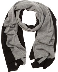 Magaschoni - Cashmere Textured Shawl - Lyst