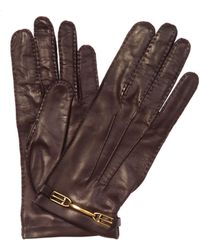Bally - Women's Nappa Leather Gloves - Lyst
