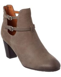 Gentle Souls - Boxford Leather Bootie - Lyst