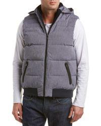 Original Penguin - Reversible Vest - Lyst