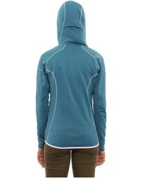 La Sportiva - Gamma Hoody Basic Jacket Fjord - Lyst