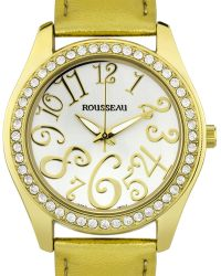 Rousseau - Calame Ladies Irregular Hands Watch - Lyst