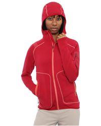La Sportiva - Gamma Hoody Basic Jacket Berry - Lyst