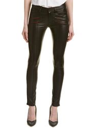Etienne Marcel - Black Leather Skinny Leg - Lyst