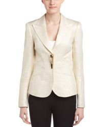 ESCADA | Silk Jacket | Lyst