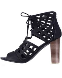 G by Guess - Womens Iniko Open Toe Special Occasion Strappy Sandals - Lyst