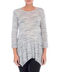 Bobeau - Langley New Space Dye Sweater - Lyst