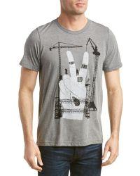 Arka - Make Peace T-shirt - Lyst