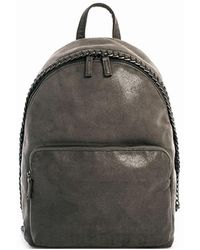 Bungalow 20 - Nicole Backpack In Charcoal - Lyst