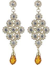 Rosena Sammi - Jewelry Beaded Shree Earrings - Lyst