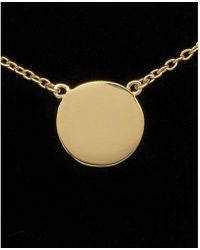 Argento Vivo - 18k Over Silver Necklace - Lyst
