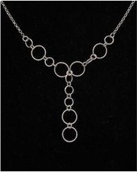 Argento Vivo - Silver Necklace - Lyst