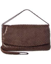 Sorial - Rubina Leather Crossbody - Lyst