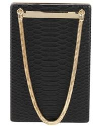 Armitage Avenue - Rectangle Clutch With Double Handles - Lyst
