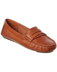 Gentle Souls - Portobello Leather Loafer - Lyst