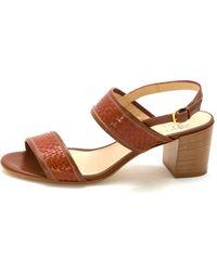 Amalfi by Rangoni - Amalfi Womens Marisol Open Toe Formal Mule Sandals - Lyst