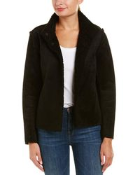 Velvet - By Graham & Spencer Chatlie Reversible Jacket - Lyst