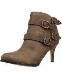Michael Antonio - Womens Fresh-rep Almond Toe Ankle Fashion Boots - Lyst