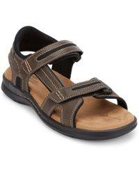 Dockers - Men's Solano River Sandal Shoe - Lyst