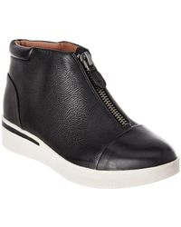 Gentle Souls - Hazel Fay Leather High-top Trainer - Lyst
