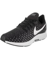 35dd3b1475c Lyst - Nike Women s Air Zoom Pegasus 33 Running Shoe in Black