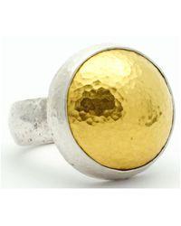 Gurhan - Amulet Large Round Ring - Lyst