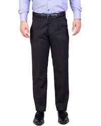 Dior | Homme Men's Wool Slim Fit Dress Trousers Pants Black | Lyst