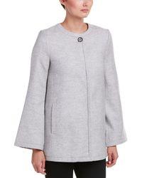 Hobbs - Wool-blend Coat - Lyst