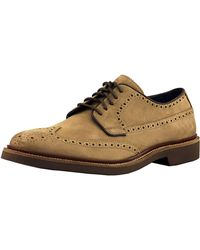 a623ff8c0dc Cole Haan - Men s Briscoe Wing Oxford Nubuck Ankle-high Suede Oxford Shoe -  Lyst