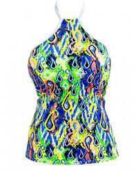 Freya - Multicolor Tankini Swimsuit Evolve - Lyst