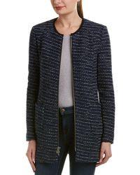 Nanette Lepore - Wool-blend Jacket - Lyst
