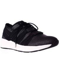 Easy Spirit - Illuma Lace Up Walking Sneakers - Pewter Mutli - Lyst