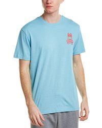 Psycho Bunny - T-shirt - Lyst