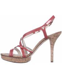 Michael Kors - Michael Women's Cicely Cork Platform Sandals - Lyst
