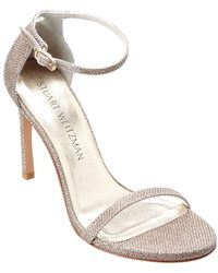 Stuart Weitzman - The Nudist Sandal - Lyst